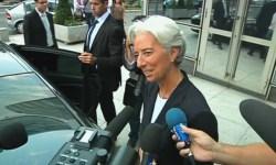 Главу МВФ Кристин Лагард подозревают в финансовых махинациях