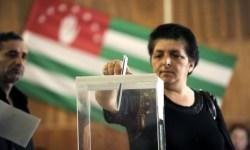 Абхазия, выборы, президент