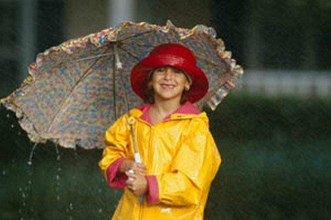 Дождь, Москва, погода