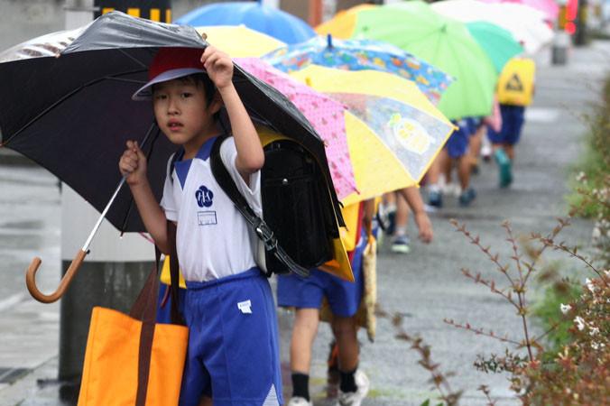 Тайфун, Япония, Халон