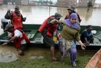 наводнение, паводок, муссон