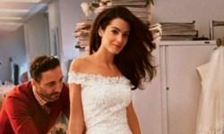 Послезавтра журнал People опубликует первые снимки со свадьбы Джорджа Клуни