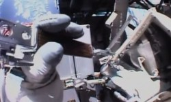 Астронавты НАСА заменили оборудование на внешней поверхности МКС