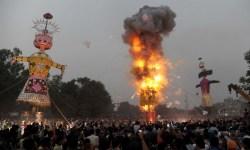 Индия, праздник, жертвы