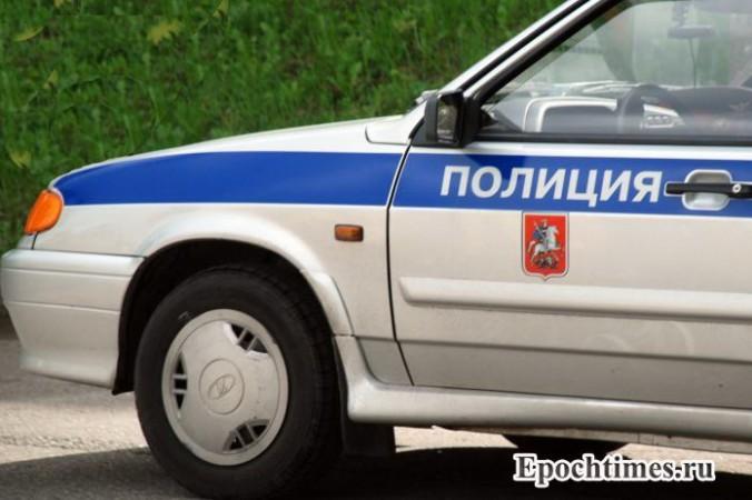 Москва, акция, полиция