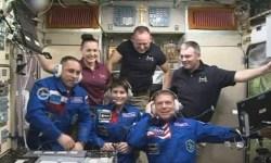 Экипаж новой экспедиции на МКС перешёл на станцию