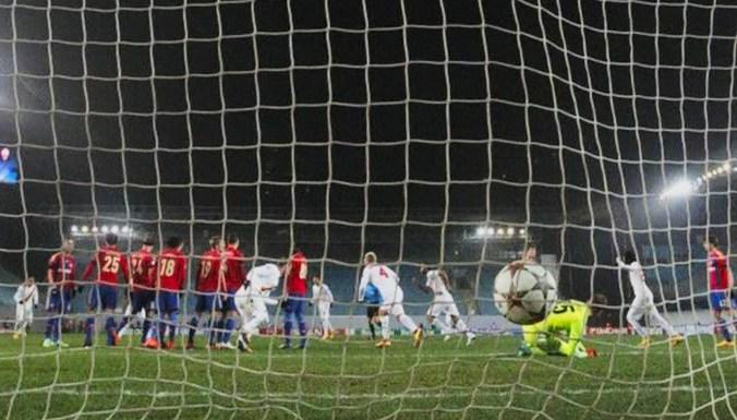 ЦСКА вырвал ничью с «Ромой» на последней минуте