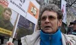 На акции протеста в Будапеште требовали отставки премьера Виктора Орбана