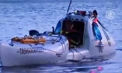 Австралийский каякер не смог доплыть из Австралии до Новой Зеландии