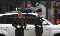 полиция в Пекине
