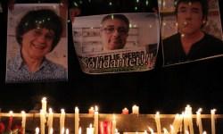 В Париже начался марш в память жертв терактов