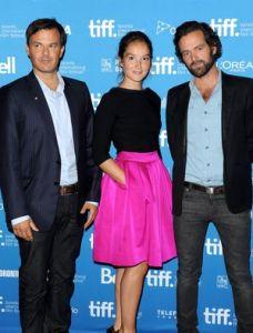 """The New Girlfriend"" Press Conference - 2014 Toronto International Film Festival"