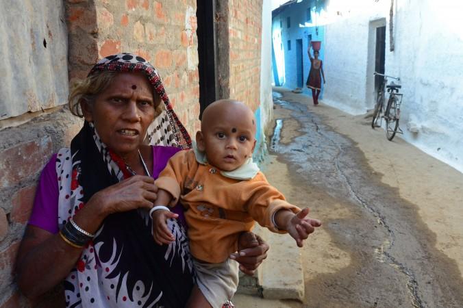 Индия, женщина