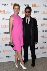 """The Humbling"" Premiere - Arrivals - 2014 Toronto International Film Festival"