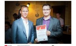 «Перфоманс Лаб» получила награду правительства Москвы. Фото: performance-lab.ru