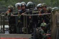 вооружённая полиция Китая