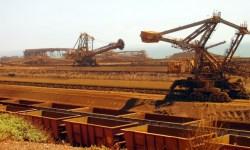 погрузка руды