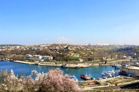Вид на Южную бухту. Фото: Алла Лавриненко/Великая Эпоха