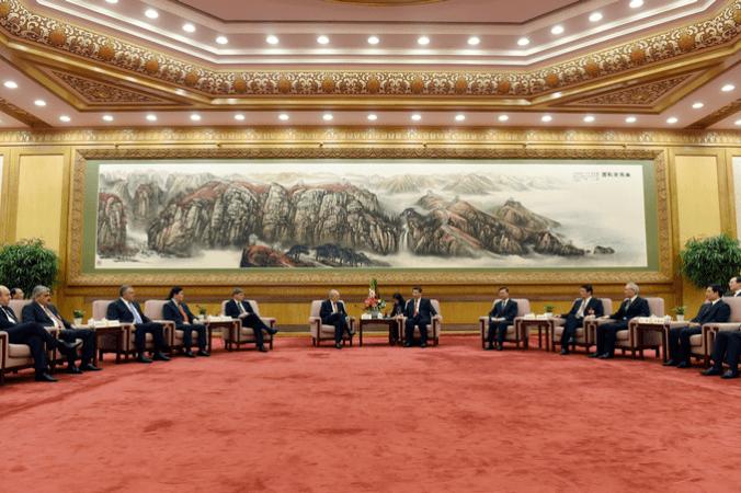 Китай, Азиатский банк инфраструктурных инвестиций