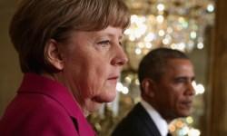 Германия, Ангела Меркель, Барак Обама, G7