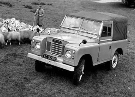Land Rover 1948 года. Фото: avtonov.info