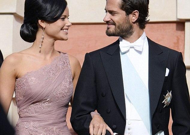 Швеция, Карл Филип, свадьба
