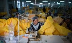 китайская рабочая