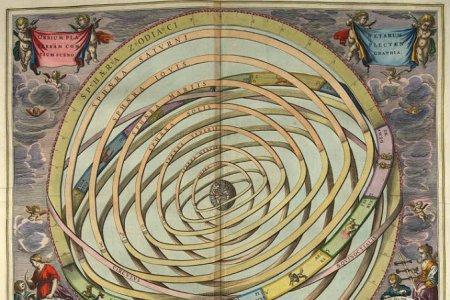 Геоцентрическая модель Птолемея (Brian0918 via Wikipedia)
