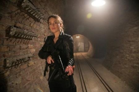 Эмилия Кларк в роли Сары Коннор в «Терминатор: Генезис» от Paramount Pictures и SkyDance Productions. (© 2015 Мелина Сью Гордон / Paramount Pictures)
