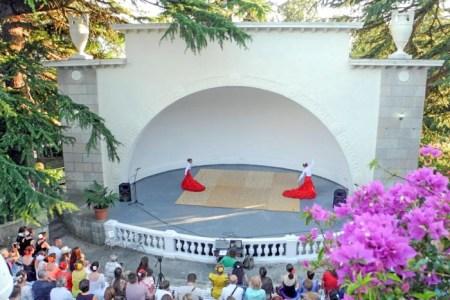 Фестиваль фламенко прошёл в Никитском саду. Фото: Алла Лавриненко/Великая Эпоха
