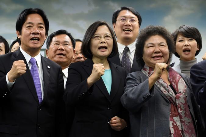 запугать Тайвань китай пытается перед выборами