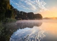 Германия, озеро Штарнбергер Зее, природа, фото дня