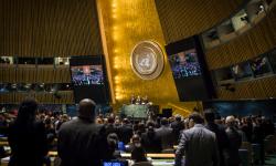Генассамблея ООН, Нью-Йорк