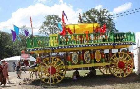 Ratha-Yatra-chariot