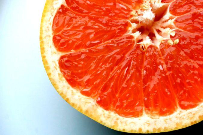 грейпфрут, польза грейпфрута, антиоксиданты, лимоноиды, витамин С