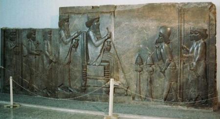 Achaemenid-king