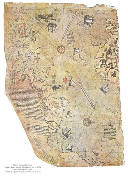 Map-of-the-world-by-Ottoman