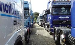 дальнобойщики грузовики