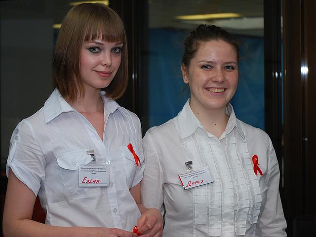 Участницы программы против ВИЧ. Фото: U.S. Consulate Vladivostok/flickr.com/CC BY-ND 2.0