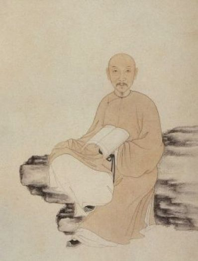 Фу Шань (1607—1684) Фото: zh.wikipedia.org/Public Domain