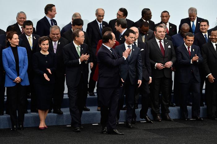 Участники саммита. Фото: Pascal Le Segretain/Getty Images