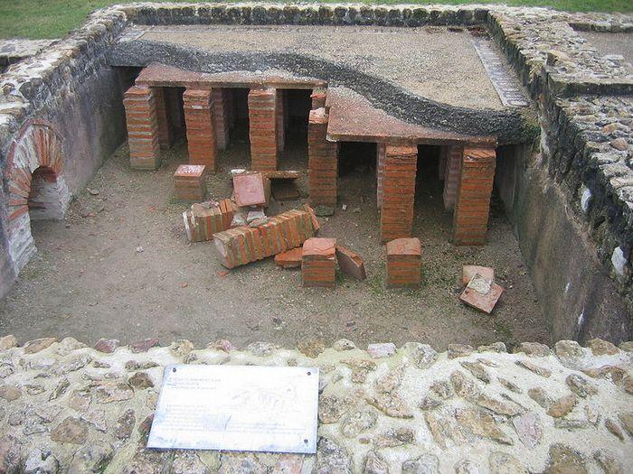 Римская вилла, сохранившаяся в Нормандии. Фото: Urban~commonswiki/commons.wikimedia.org/CC BY-SA 3.0