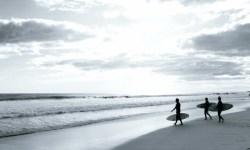 океан, здоровье, песок, аэроионы