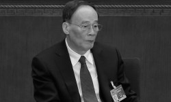 антикоррупционная кампания мишень Ван Цишань