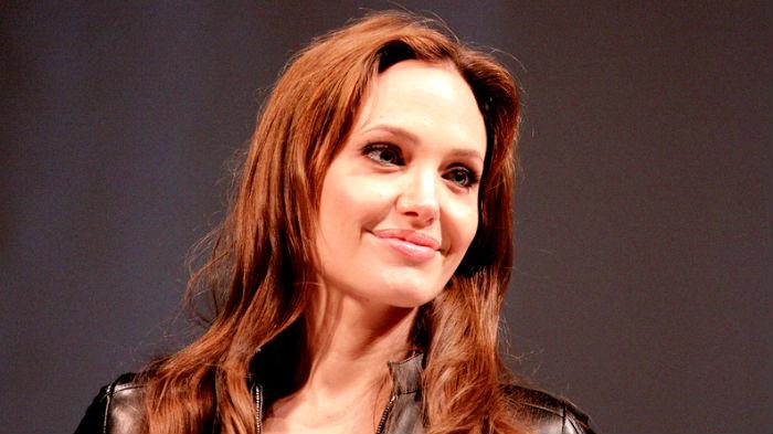 Анжелина Джоли, актриса, улыбка, звезда