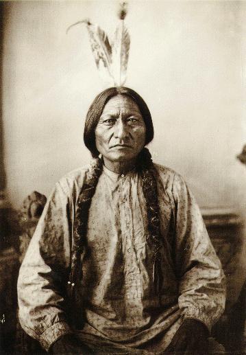 Индеец. Фото: wikipedia.org/public domain
