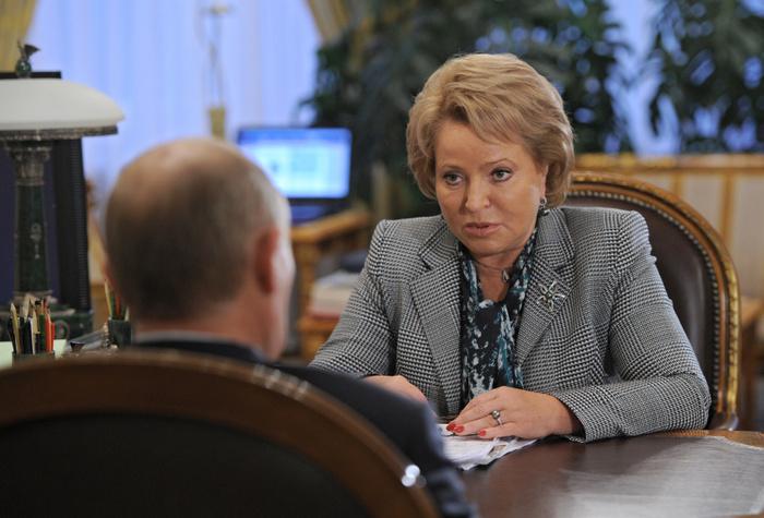 Валентина Мотвиенко. Фото: YANA LAPIKOVA/AFP/Getty Images