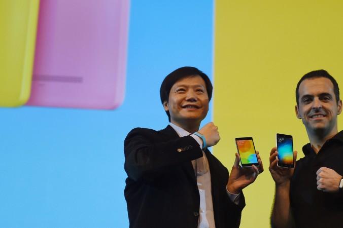 китайских гаджетов Пользовательское соглашение Xiaomi