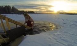 зимних купаний