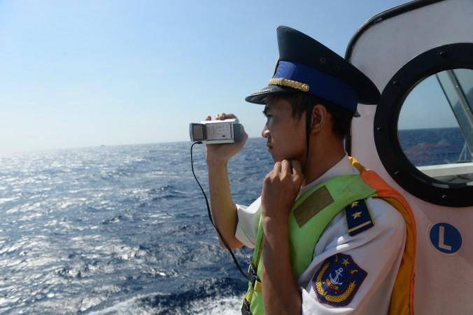Когда вор кричит в Южно-китайском морее